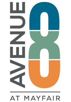Avenue 8 at Mayfair logo